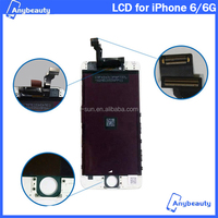 Shenzhen Manufacturer Grade AAA For iPhone 6 LCD High Quality Touch Screen For Apple iPhone 6 Displays With Free Tool Kit