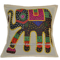 New arrival 2015 Traditional Patchwork ,Applique Work Cushion Cover