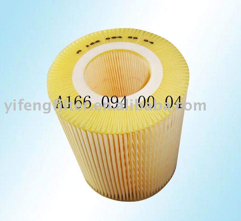 oil filter 1660940004 for mercedes benz A-class, Vaneo