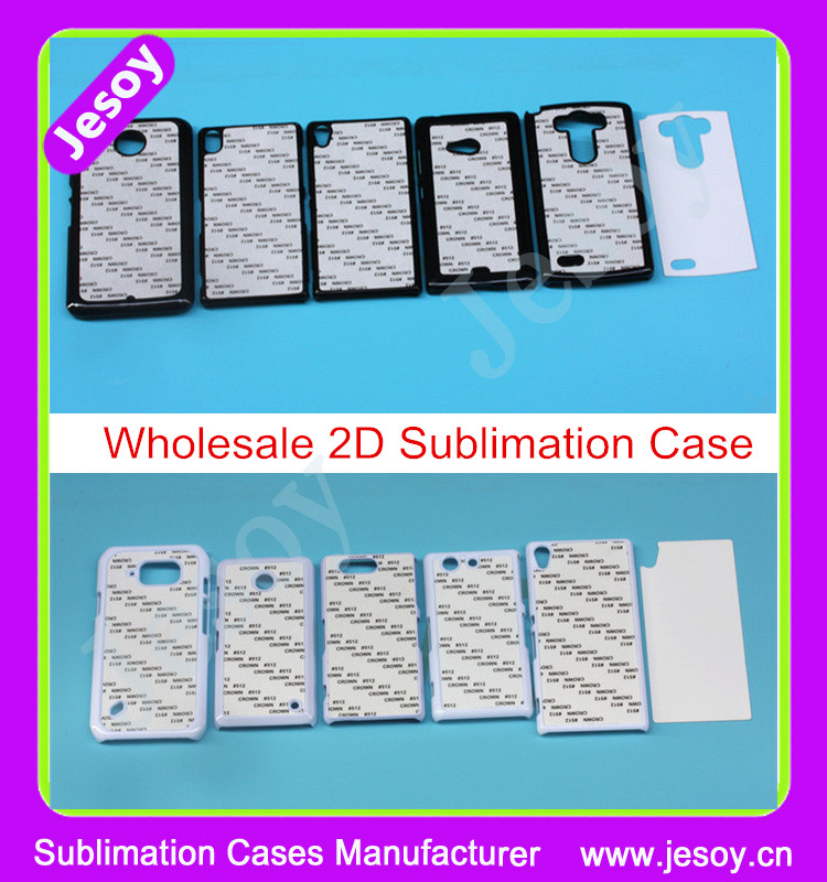 JESOY Aluminum Metal Blank Phone Case Back Covers For Samsung Galaxy s3 s4 s5 s6 Sublimation 2D Cases