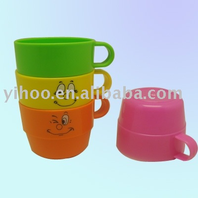2016 Hot Sale Promotional Coffee Plastic Cup