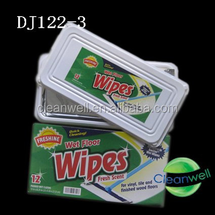super nonwoven wet wipe