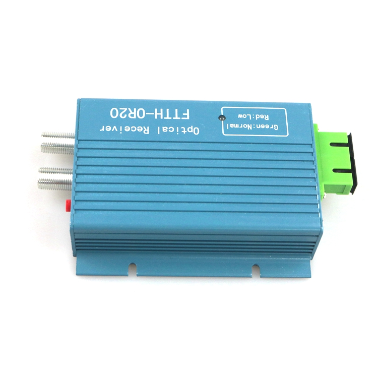 Passive FTTH CATV dbc Optical Node Fiber Optical receiver and transmitter/ receiver sensitivity in optical fiber communication