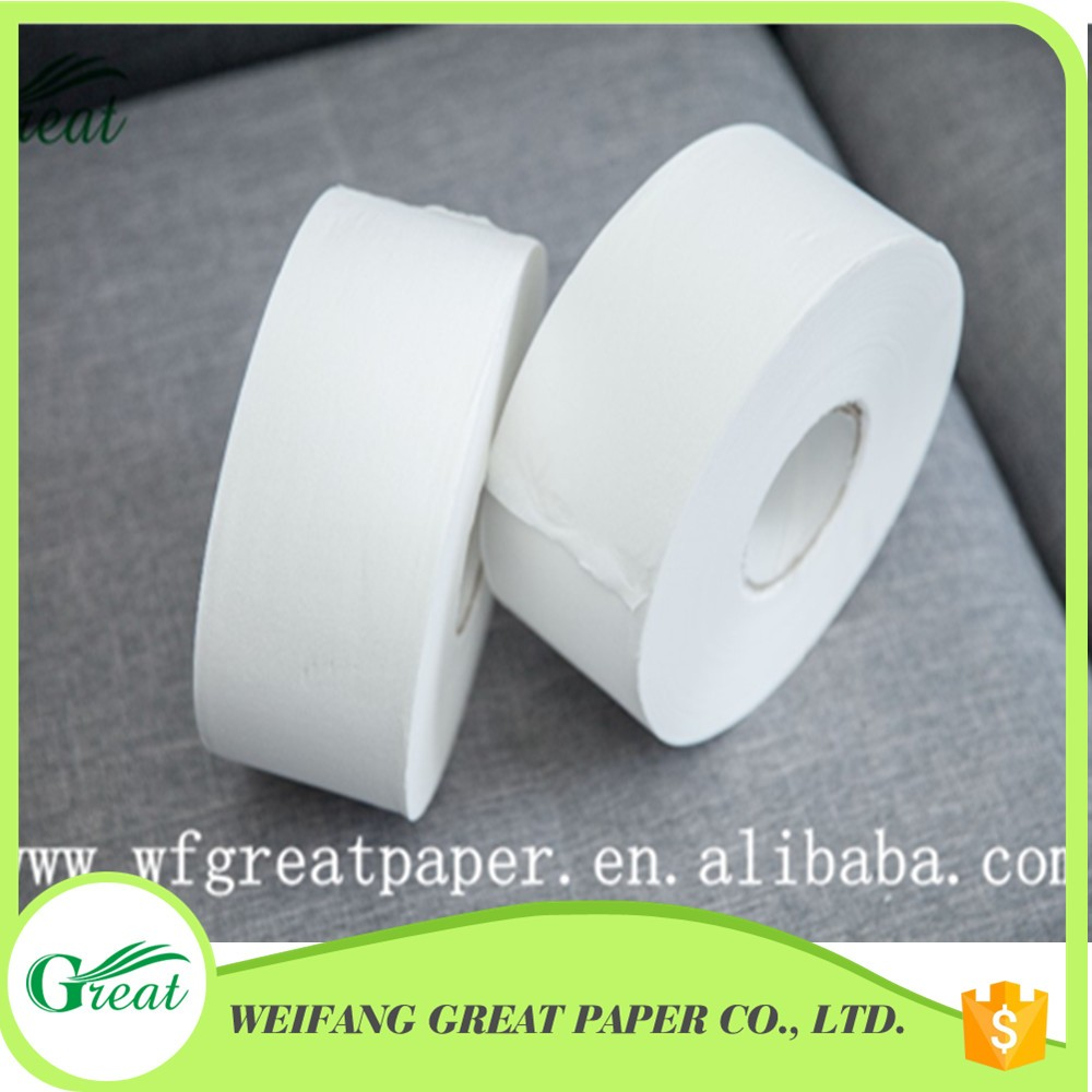 China goods wholesale jumbo roll toilet tissue paper towel