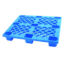 Linhui 1000*800*140mm Stackable plastic pallet prices with different color for wholesales