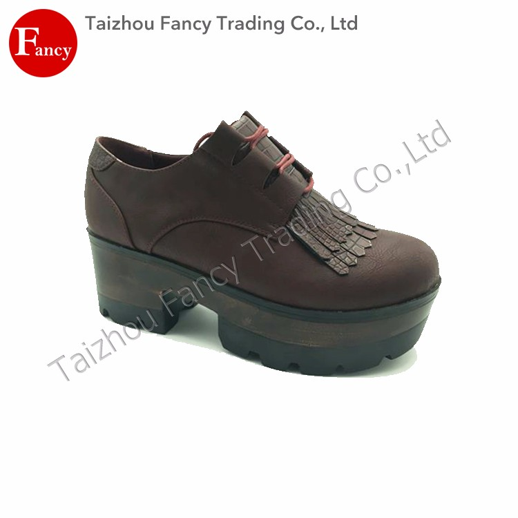 Eco-Friendly Unique Design New Arrival Low Price Platform Casual Shoes 2016
