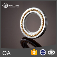 S-zone drapery hardware curtain rings, metal curtain accessory