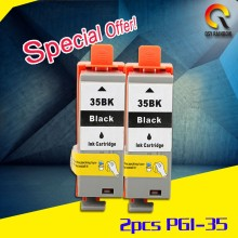 QSYPGI-35BK finely processed refill ink of compatible ink cartridge for Canon PGI-35