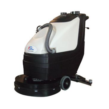 ASL CE Battery Power Hand Push Floor Cleaning Machine Industrial Marble Auto Floor Scrubber