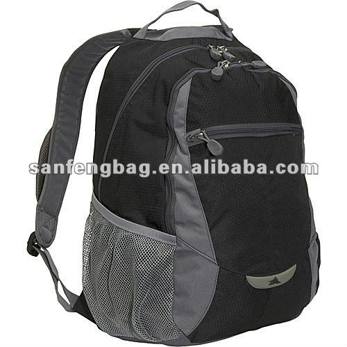 black bolso bac pack bag