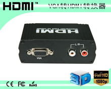 VGA R/L to HDMI converter price with high quality