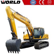 Doosan hydraulic motor 21ton big excavator digging machine for sale