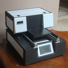 good quality A4 UV inkjet printer for xcmg spares parts