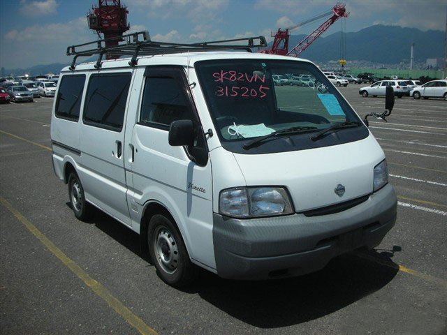 2003 nissan vanette van sk82vn utilis voiture du japon 84886 voiture d 39 occasion id de. Black Bedroom Furniture Sets. Home Design Ideas