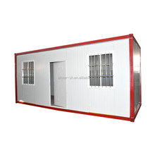 Factory price 20 ft new prefab modular container house mobile home