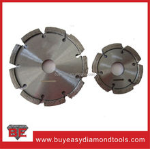 115mm diamond tuck point turbo or flat cutting disc saw blade