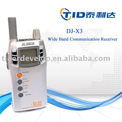 Olinco Wide Band Communication Receiver DJ-X3