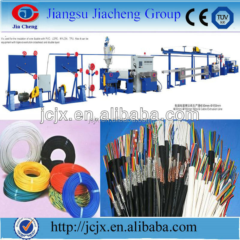 power cable making equipment production line