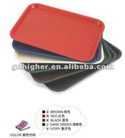 Hotsell Colourful Plastic Fast Food Tray