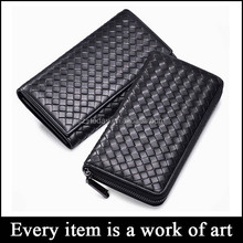 Men fashion 2015 Long section leather mens wallet