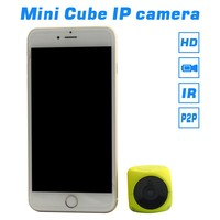 Top Rated IPC310 Cube Mini Wifi IP Camera, Lifestyle Wifi IP Camera with Wi-Fi and Night Vision For Home Security