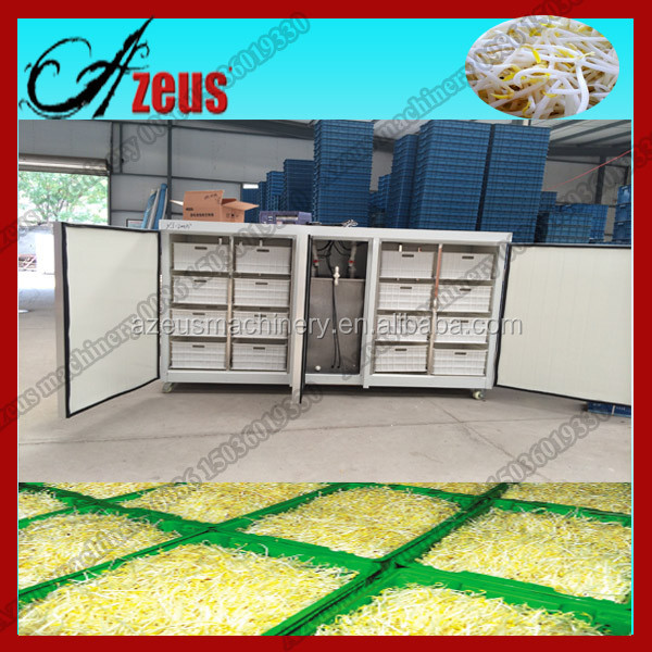 New Type Automatic Bean Sprout Machine, Bean Shoot Growing Machine with Low Price