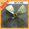 4 Blade Fixed Pitch Marine Fishing Boat Propeller