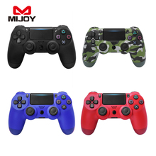 Origin Video Game Controller for Dualshock 4 generation for Sony PlayStation 4 with LED light bar on touchpad