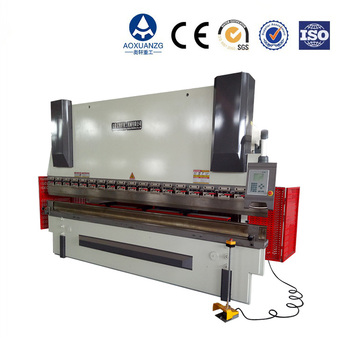 Delem DA41S hydraulic steel bar bending machine ,2mm 3mm 4mm 5mm carbon steel press brake
