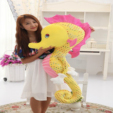 stuffed animal sea horse doll elves decorative toys
