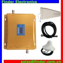 LCD Display Dual Band Repeater GSM 900 + 2100 3G Cell Phone Signal Booster 900mhz 2100mhz Mobile Phone Booster