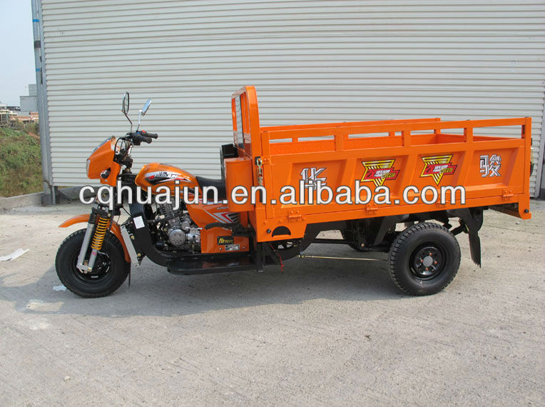 2013 new style cargo tricycle with 300cc lifan engine on sale price