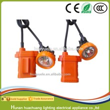 KL2.5LM 3 W LED rechargeable head lamp for miners
