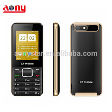 Factory price dual sim mobile telefono for sale
