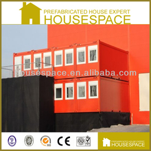 PU Panel Mobile Big Containers Warehouse