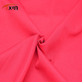 W0262 red color polyester activewear and quick dry clothing material for sale