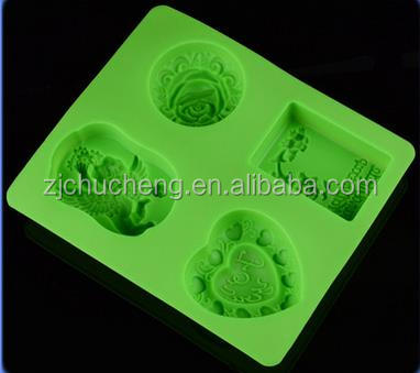 rectangle Disposable,Stocked,Eco-Friendly Feature and natural Silicone Material silicone soap mould