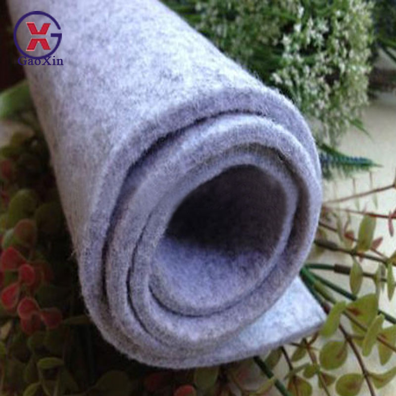 Service Standards China Manufacturer Factory Nonwoven Fabric Wholesale Pressed Wool Felt