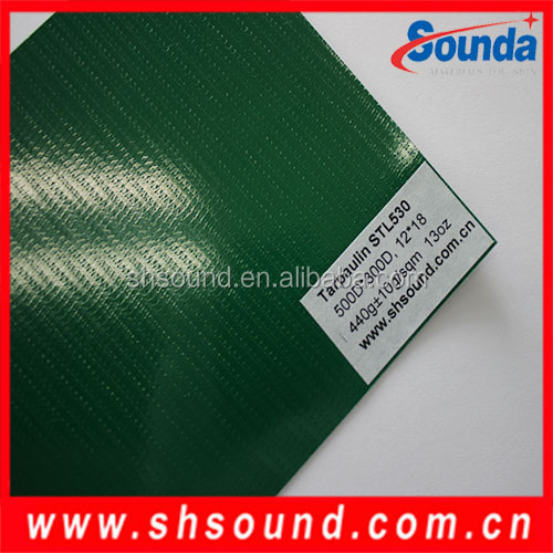 China Top Brand SOUNDA Truck Covers PVC Tarpaulin