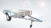 small car carrier trailer atv tailer