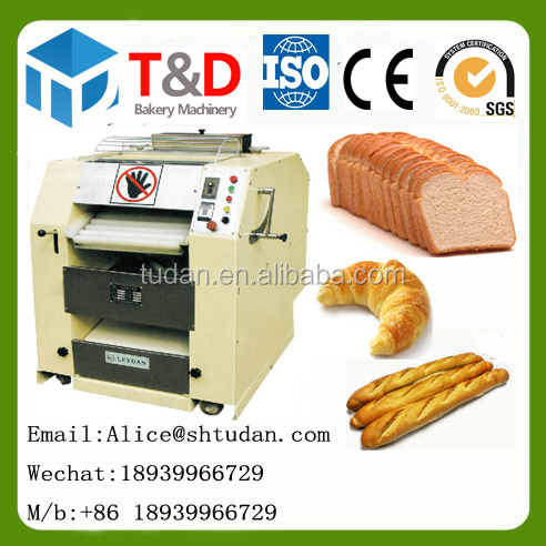 HYZYJ-500 dough extruder machine sheeter divider rounder bakery equipment cookie extruder
