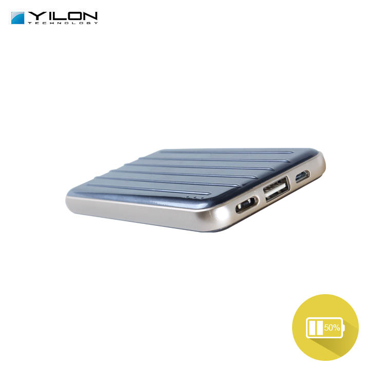 Yilon new design 6200 mah mini mini power bank made in japan