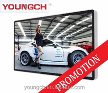 40 inch digital photo frame wall mounted easy to access controlled by remote or touch play your content pictures or videos any