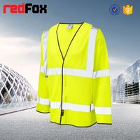 wholesale waterproof high visibility safety mens knitted wool jackets