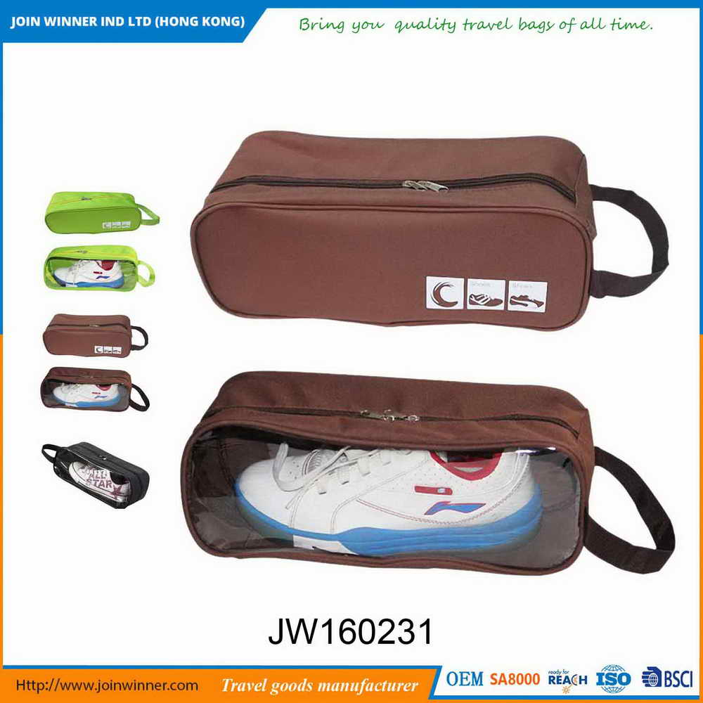 Quality Assurance Monogrammed Shoe Bag With Long Service Life