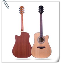 Hot sale guitar acoustic 40 inch acoustic guitar for wholesale O70EB40N