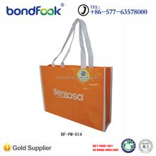 2015 New design screen pinting non woven shopper bag