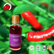 Pure and high quality vegetable cooking Hot chili oil