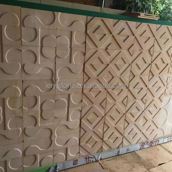 Hot selling Wholesale Yellow Sandstone