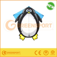 high quality with eco-friendly cute animal shape kite from manufacture